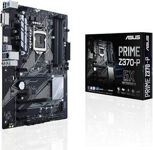 ASUS PRIME Z370-P LGA1151 DDR4 HDMI DVI M.2 Z370 ATX Motherboard (1385797)