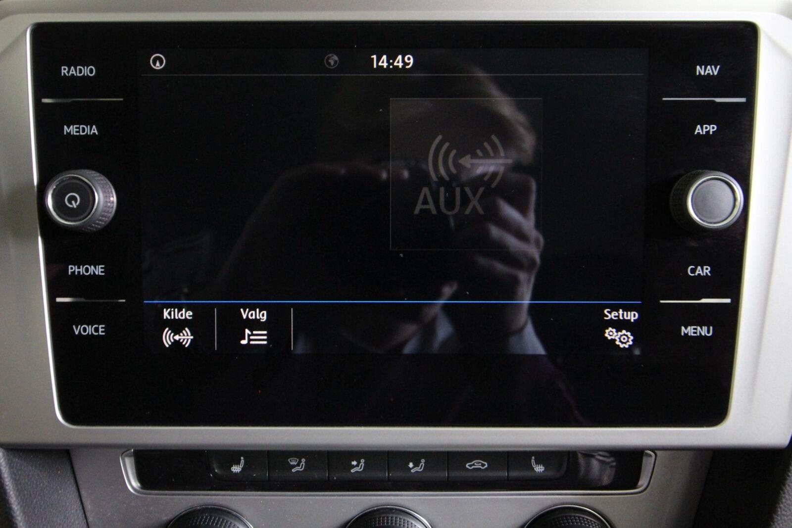 VW Passat TDi 150 Comfort Prem. Vari DSG