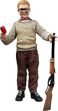 A CHRISTMAS STORY 1983 Comedy Movie RALPHIE PARKER 10  Talking ACTION FIGURE New