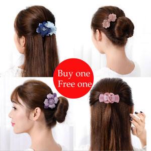 2pcs-Hair-Barrette-Clip-Hair-Pin-Accessory-for-Women-Girls-Flowers-Wedding