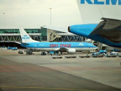 Motivated Photo Boeing 737-500 Of Klm At Schipol Airport