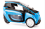 Toyota-i-Road-Concept-car-1-18-Rare miniature 1