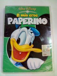DVD-IL-MIO-EROE-PAPERINO-WALT-DISNEY-HOME-ENTERTAINMENT-ITA-FRA-INGL-SPAG-OLAND