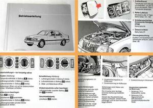 Betriebsanleitung-Mercedes-Handbuch-C-Klasse-C180-200-220-280-Diesel-4-1993