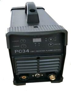 New PC-34 PLASMA CUTTER 2 year warranty Cuts 1 inch Canada Preview