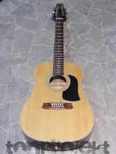 ARIA AW200T 12string Western Gitarre dreadnought guitar guitarra Korea 1988