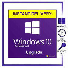 Upgrade Windows 10 Home key + Genuine Windows 10 Pro License Product Key