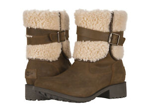 03f6d35531b7 Women UGG Blayre III Boot 1095153 Chipmunk Leather 100% Authentic ...