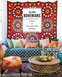 Bohemian Interior Design Home Style Decorate Book Boho Collected ...