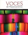 Voces de Hispanoamerica by Malva E. Filer, Raquel Chang-Rodriguez (Hardback, 2016)