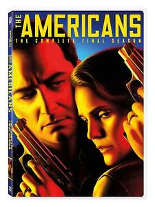 The Americans:The Complete Final Season 6 (DVD, 2018, 3-Disc Set) NEW 24543524601