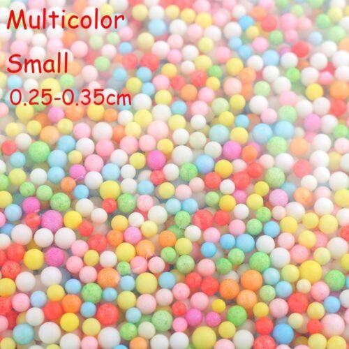 Styropor Füllmacherei Perlen Spielzeug Verschiedene Kugeln Polystyrol Perlen Kit