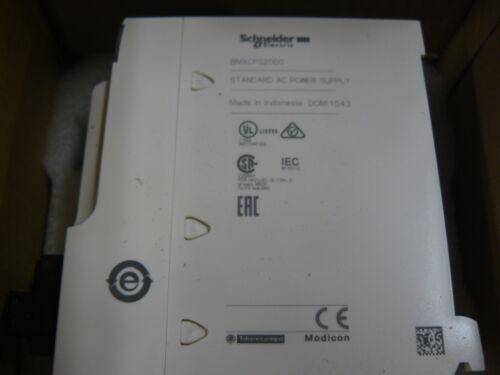 Schneider Electric Modicon BMX-CPS-2000 BMXCPS2000 BRAND NEW