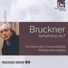 Bruckner / Philippe - Bruckner: Symphony No.7 [New CD]