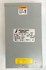 New Jefferson Electric Transformer High 120240v Low 1224v 250 Va 216 1121 000