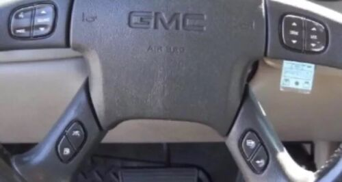 2002-2006 GM Steering Wheel Button Decals Sierra Silverado Escalade Yukon Tahoe.