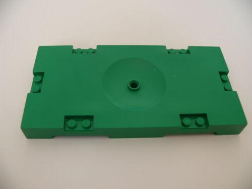 Lego green soccer baseplate ou plaque de terrain de foot set 3409