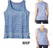 6793486e53d07f Dickies Women s Printed Stripe Camo Pocket Tank Top TEE Classic Fit Cotton  FS061