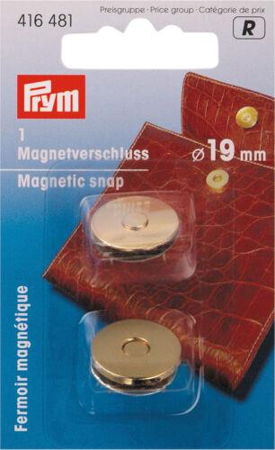 Prym Magnetic snap 19mm  1pc