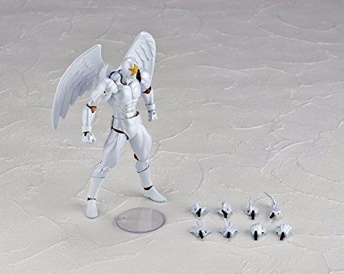 Revol Mini Kinnikuman Pentagon Figure NEW from Japan KAIYODO Micro Yamaguchi