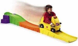 Roller Coaster Ride On Indoor Outdoor Step 2 Track Toddler ...