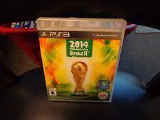 2014 FIFA World Cup Brazil (Sony PlayStation 3, 2014)
