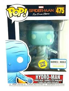 Funko-POP-Spiderman-Far-From-Home-HYDRO-MAN-475-Barnes-amp-Noble-Exclusive-Figure