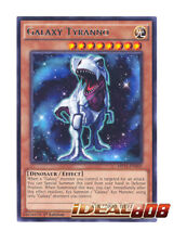 YUGIOH x 3 Galaxy Tyranno - MP15-EN003 - Rare - 1st Edition Near Mint