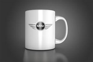 MINI COOPER Mug, COFFEE TEA BMW MINI mug for best COOPER FANS by ...