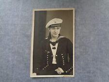 1x Foto Portrait + Kriegsmarine + Ring