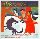 Prokofieff's Peter and The Wolf Karloff Audio CD