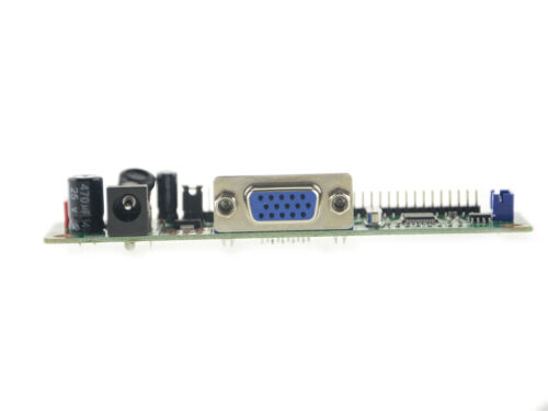 VGA LCD Controller Board Work for 17.1inch LP171WP4-TL03 LP171WP4-TLB1 LCD Panel