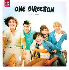 Up All Night by One Direction (UK) (CD, Mar-2012, Sony Music Entertainment)