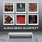 Alban Berg Quartett: 5 Classic Albums (CD, Jan-2014, 5 Discs, Warner Classics (USA))