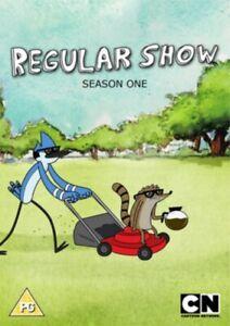 Nuovo Regolare Show Stagione 1 DVD