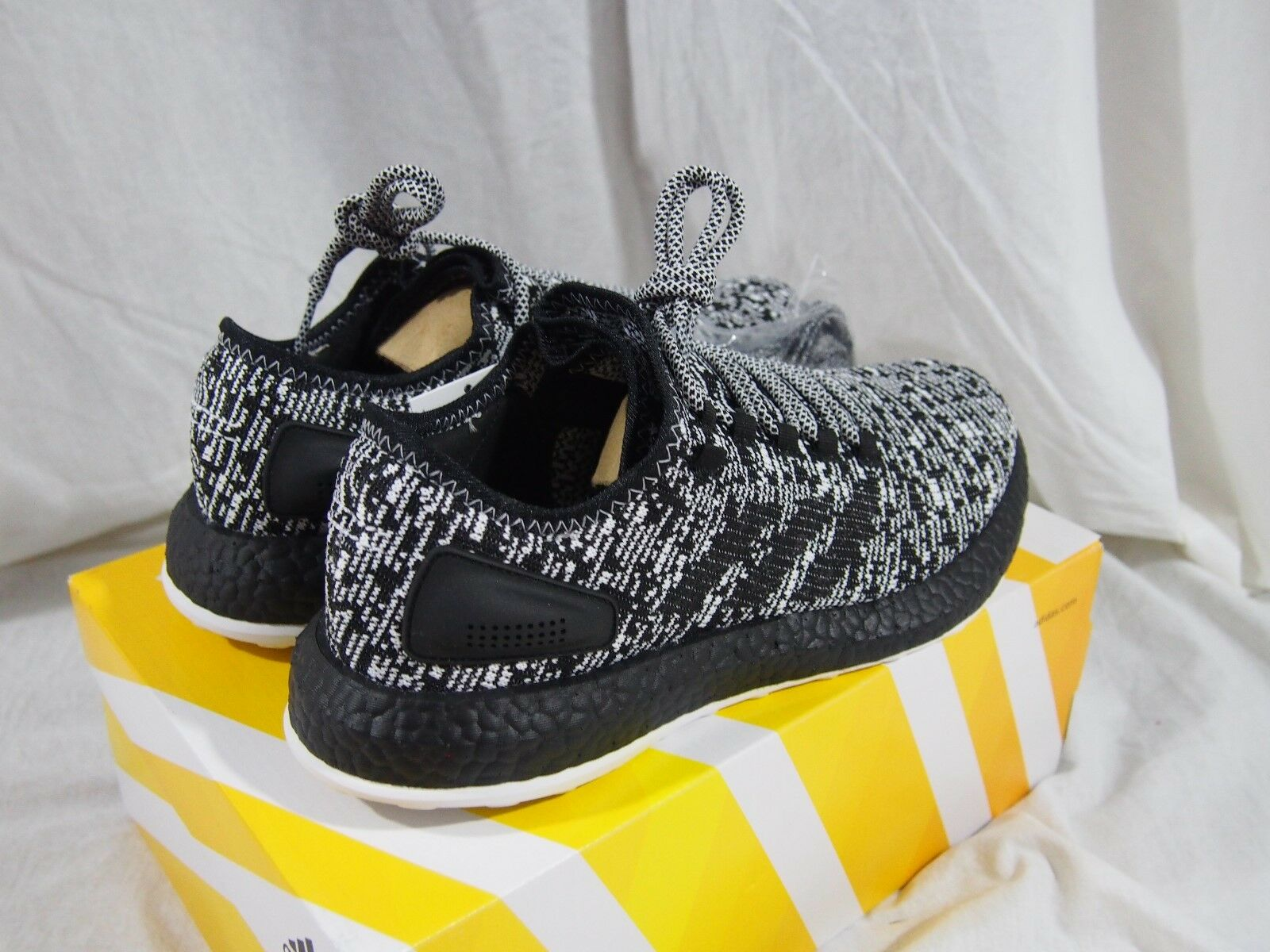94aeeefb72cf3 adidas Pure Boost Ltd Oreo S80704 10 for sale online