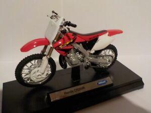 Motorbikes Honda Cb 250r New Sealed 1 18 Ebay
