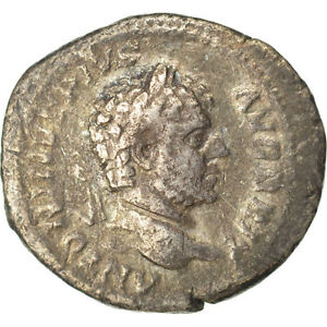 Ef #66999 2.40 Suitable For Men And Women Of All Ages In All Seasons Denarius 40-45 Generous Silver Caracalla Cohen #508