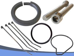 AUDI ALLROAD C5 C6 WABCO AIR SUSPENSION COMPRESSOR PISTON RING REBUILD KIT