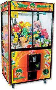 "Toy Soldier Jumbo Plush Crane Claw Machine 46"" | eBay"