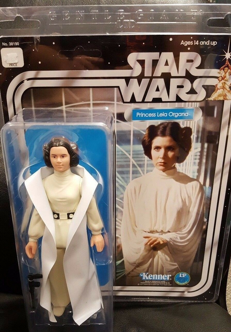 Star Wars Gentle Giant Princess Leia 2011 Kenner Hasbro RIP Carrie Fisher