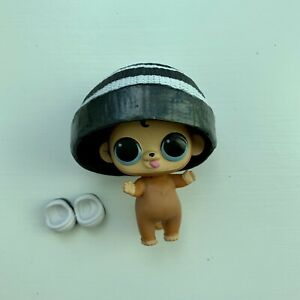 AUTHENTIC BALL TO BAG WINTER DISCO LOL Surprise LILS tough monkey