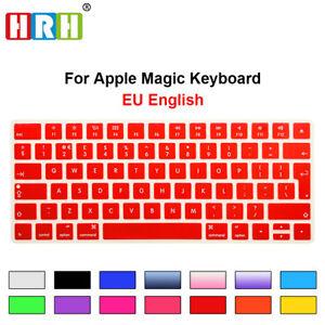eu uk silicone keyboard cover for apple magic wireless keyboard a1644 mla22b a ebay. Black Bedroom Furniture Sets. Home Design Ideas