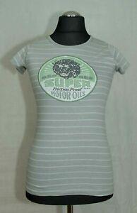 Chemise-Femme-Superdry-T-Shirt-Taille-S-etiquette-M-GC