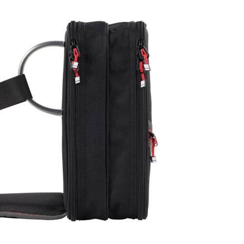 Abu Garcia Sling Bag Schultertasche mit Boxen Crossbag Angeltasche Ködertasche