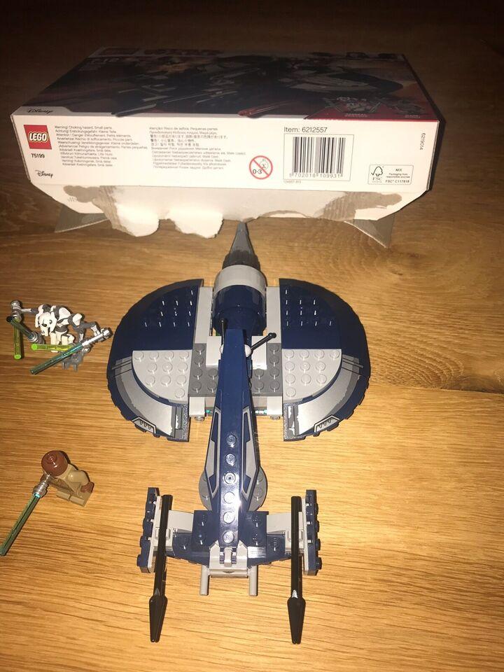 Lego Star Wars, 75199
