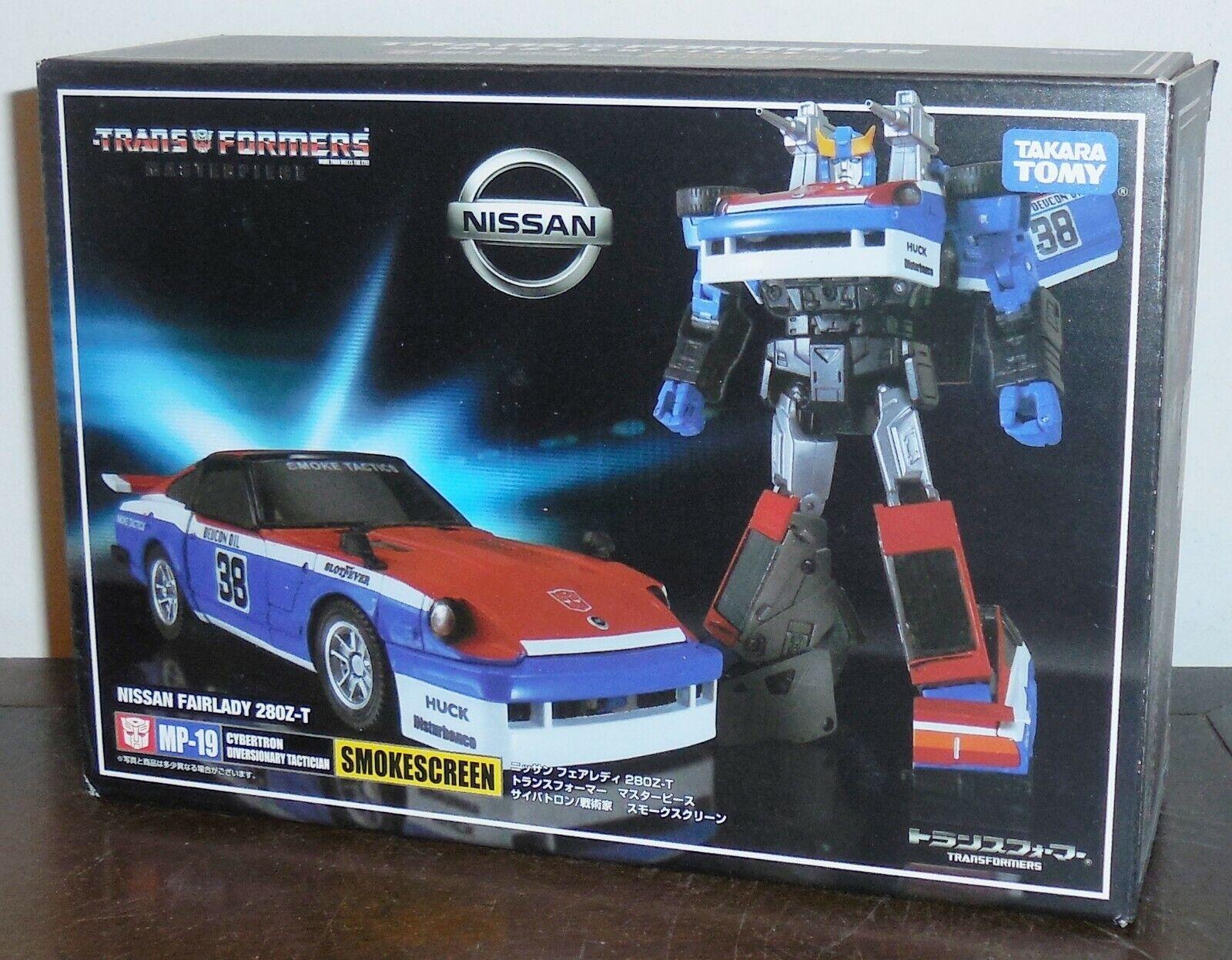 Transformers Masterpiece Tarnmanöver Mp-19 Komplett Original W Offene Kiste