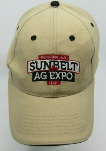 Sunbelt Ag Expo Moultrie, GA Baseball cap hat Farm Farmer