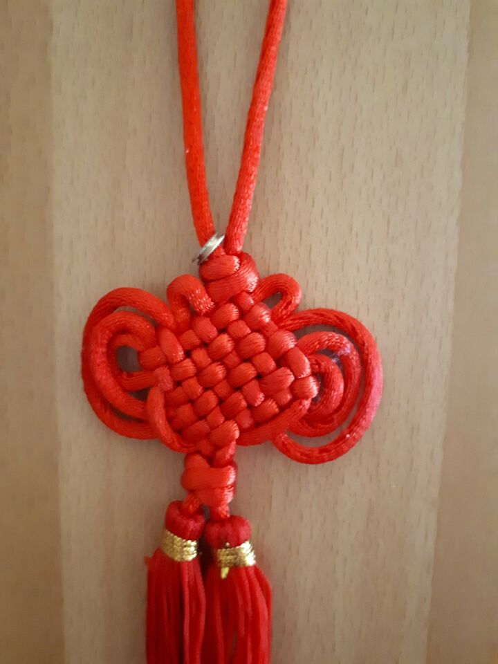 Kinesisk lykke sløjfe