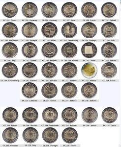 2 Euro commemoratives 2015 (Pièces / FDC / FB)